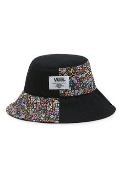 Vans - WM VANS MADE WITH LIBERTY FABRIC HAT - Hattu - (liberty fabric) black