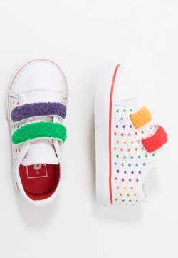 Vans - STYLE  - Baskets basses - rainbow/true white