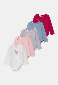 Guess - BABY 5 PACK - Geschenk zur Geburt - vintage baby pink
