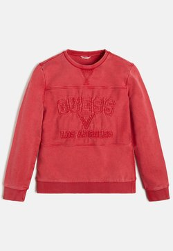 Guess - T-shirt con stampa - rot