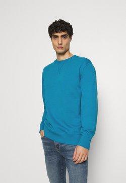 Selected Homme - SLHJASON CREW NECK - Bluza - bluejay