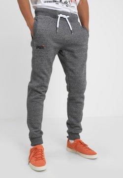 Superdry - Jogginghose - flint grey grit
