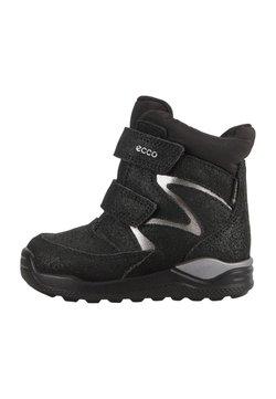 ECCO - Schnürstiefelette - black