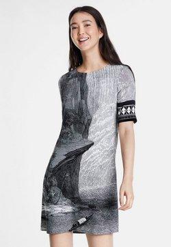 Desigual - DESIGNED BY CHRISTIAN LACROIX - Robe d'été - black