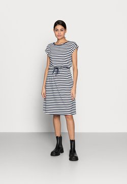 Lindex - DRESS JANE - Jerseykleid - navy