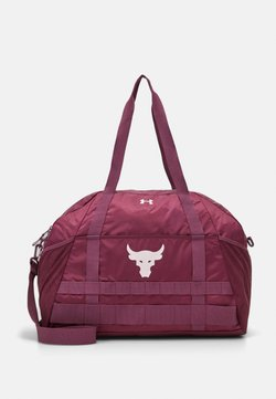 Under Armour - PROJECT ROCK GYM BAG - Sporttasche - level purple