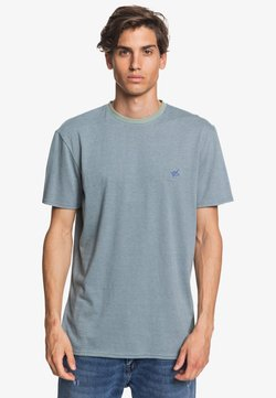 Quiksilver - ARBOLITO - T-Shirt print - dazzling blue arbolito