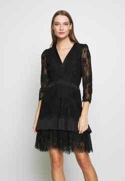 Diane von Furstenberg - ADRINA - Cocktail dress / Party dress - black