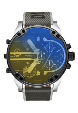 Diesel - MR. DADDY 2.0 - Montre à aiguilles - black/grey/yellow