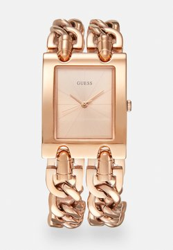 Guess - Uhr - rose gold-coloured