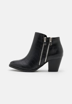 Wallis - ASTERIA - Ankelstøvler - black