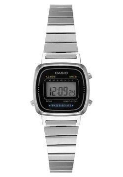 Casio - Montre à affichage digital - silver-coloured