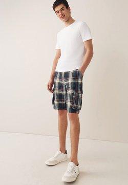 Next - LAUNDERED CHECK - Shorts - multi coloured