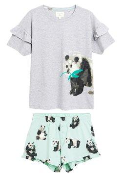 Next - RUFFLE SET - Pyjama - grey