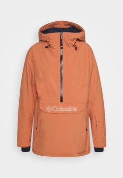 Columbia - DUST ON CRUST INSULATED JACKET - Veste de ski - nova pink