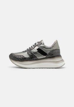 CAFèNOIR - Sneakers laag - antracite