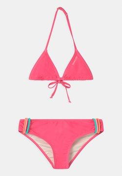Brunotti - LAUDI SET - Bikini - hot pink