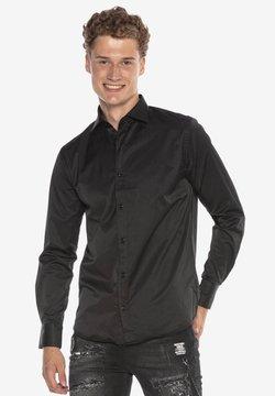 Cipo & Baxx - Businesshemd - schwarz