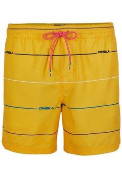 O'Neill - Badeshorts - yellow ao
