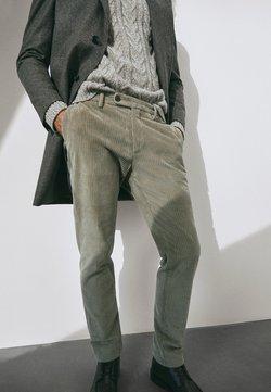 Massimo Dutti - SLIM-FIT LIMITED EDITION  - Chinos - light grey