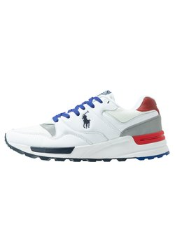 Polo Ralph Lauren - ATHLETIC SHOE - Sneakers laag - white