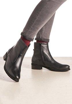 Lloyd - SCHUHE MIT BLOCKABSATZ - Ankle Boot - schwarz