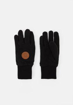 Mini Rodini - GLOVES - Fingerhandschuh - black