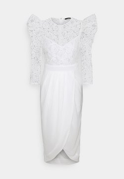 TFNC - THEMA MIDI - Cocktail dress / Party dress - white