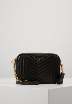 MICHAEL Michael Kors - JET SET CHARMMD CAMERA BAG - Umhängetasche - black