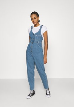 Lee - MOM - Dungarees - blue denim