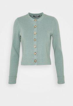 Fashion Union Petite - FLOWLER  - Vest - green