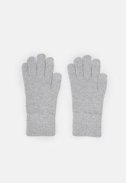 Marks & Spencer London - SOFT GLOVE - Fingerhandschuh - grey