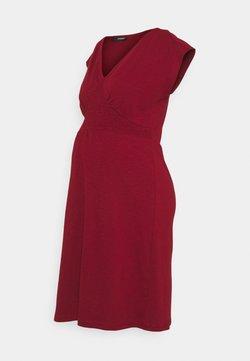 Supermom - DRESS SMOCK - Vestido ligero - sun-dried tomato