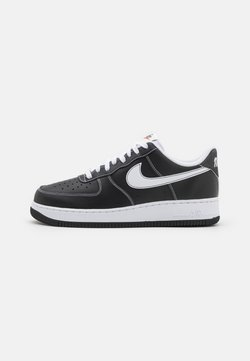 air force 1 bianche nere e grigie