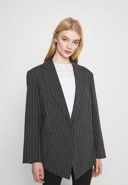 Weekday - MARLIN OVERSIZED - Short coat - grey