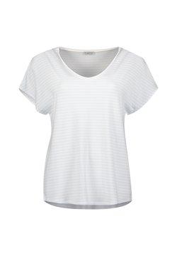 Re.draft - T-Shirt print - stripe light blue