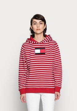 Tommy Hilfiger - SUMMER FLAG - Sweatshirt - classic brenton/primary red