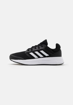 adidas Performance - GALAXY 5 - Laufschuh Neutral - core black/footwear white/grey six