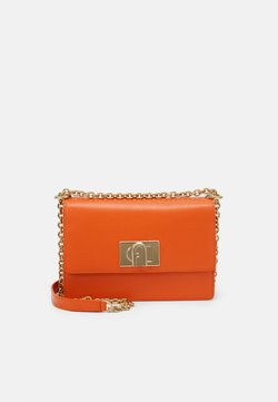 Furla - MINI CROSSBODY - Torba na ramię - orange