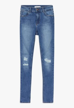 Name it - NKFPOLLY  - Jeans slim fit - medium blue denim