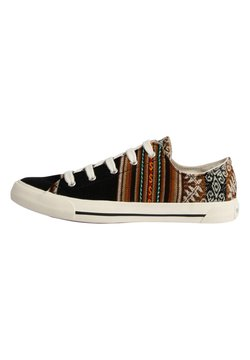 INKAICO - SNEAKER LOW PAQU VEGAN - Sneaker low - schwarz