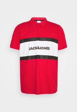 Jack & Jones - JJSHAKE  - Polo - true red