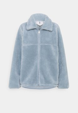 ARKET - Veste polaire - dusty blue