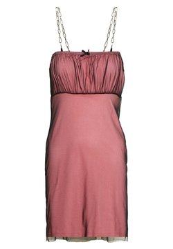 The Ragged Priest - GATHERED BUST DRESS - Robe fourreau - pink