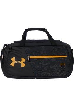 Under Armour - UNDENIABLE DUFFEL 4.0 - Sports bag - black/black