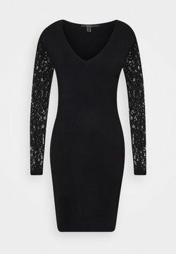 Esprit Collection - Vestido de punto - black
