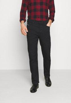 Diesel - D-MACS - Straight leg jeans - black denim