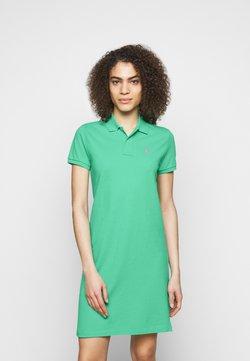 Polo Ralph Lauren - BASIC - Vapaa-ajan mekko - sunset green