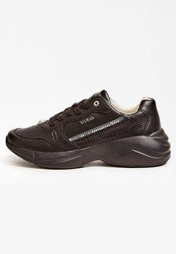 Guess - VITERBO  - Sneaker low - schwarz