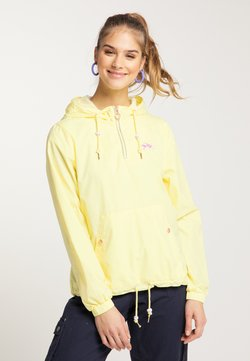 myMo - Windbreaker - light yellow